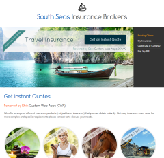 southseas custom web apps