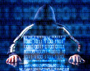 Online payment hacked